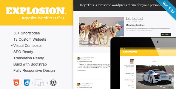 WorldNews - Responsive WordPress BlogMagazine - 34