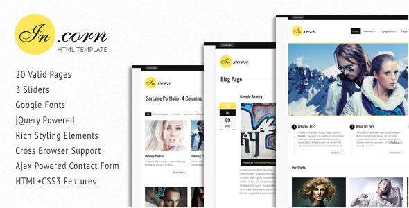 Crumble - Responsive WordPress Magazine / Blog