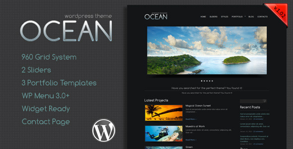Eltorn - Premium WordPress Theme